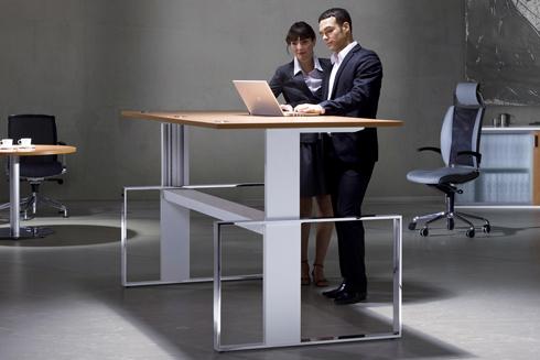 steh sitz tische. Black Bedroom Furniture Sets. Home Design Ideas
